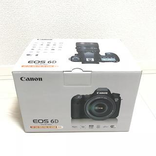 キヤノン(Canon)のCanon デジタル一眼  EOS 6D レンズキット EF24-105mm (デジタル一眼)