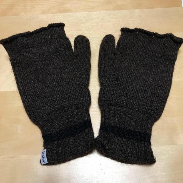 kolor(カラー)のkolor 手袋 メンズのファッション小物(手袋)の商品写真