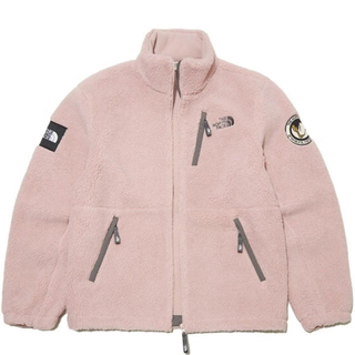 THE NORTH FACE - 国内未発売 限定色 THE NORTH FACE ピンク ボアパーカー