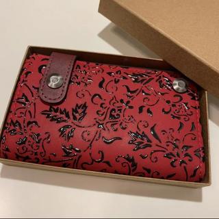 インデンヤ(印傳屋)の印伝屋 カードケース(名刺入れ/定期入れ)