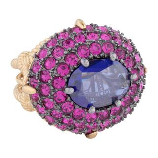 ヴィヴィアンウエストウッド(Vivienne Westwood)の新品 Vivienne Westwood ヴィヴィアン クリスタル リング(リング(指輪))