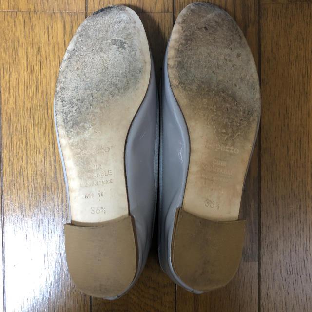 repetto(レペット)のrepetto CENDRILLON レペット バレエシューズ パンプス レディースの靴/シューズ(バレエシューズ)の商品写真
