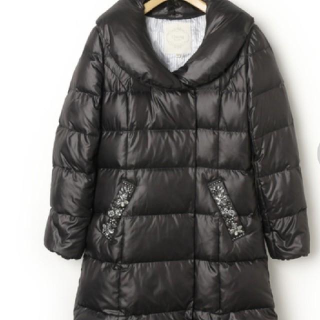 Chesty(チェスティ)のChesty ダウン コート レディースのジャケット/アウター(ダウンコート)の商品写真