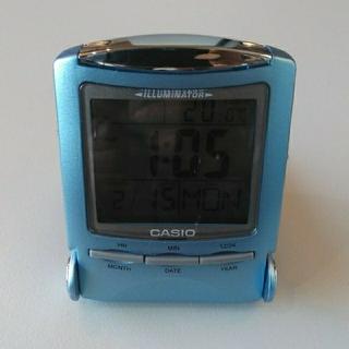 CASIO - カシオ PQ-50 折り畳み卓上時計