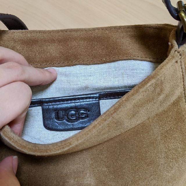 UGG(アグ)のUGG アグ ショルダーバッグ ファーバック レディースのバッグ(ショルダーバッグ)の商品写真