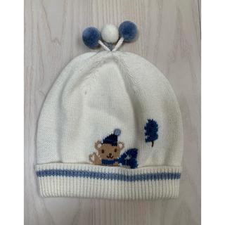 familiar - ファミリア ニット帽 サイズM
