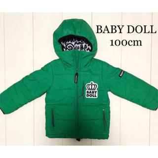 ベビードール(BABYDOLL)のBABY DOLL アウター ジャンパー  ダウン ジャケット 100cm(ジャケット/上着)