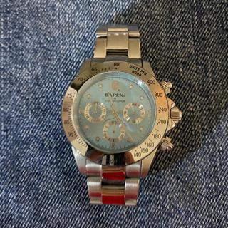 A BATHING APE - bapex ape 時計 腕時計 デイトナ supreme ネイバーフッド