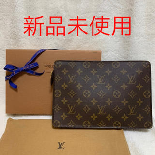 LOUIS VUITTON - 【新品未使用】ルイヴィトン クラッチバッグ セカンドバッグ