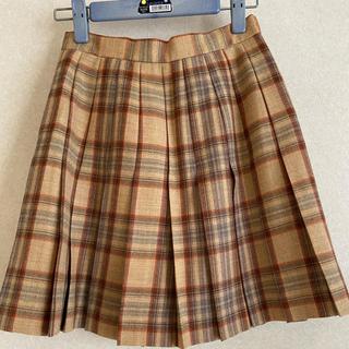 イーストボーイ(EASTBOY)のEAST BOY タータンチェックスカート(ひざ丈スカート)