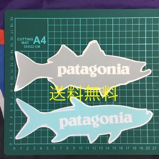 パタゴニア(patagonia)の送料無料 Patagonia STICKER パタゴニア ステッカー シール(その他)