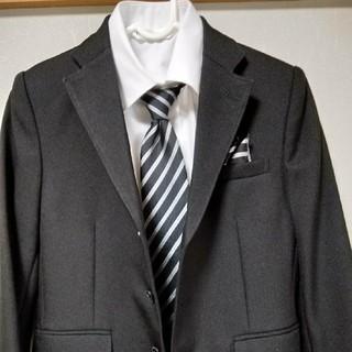 シマムラ(しまむら)のスーツ140cm 黒(ドレス/フォーマル)