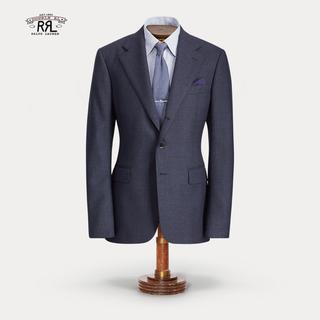 ダブルアールエル(RRL)の【新品】RRL Glen Plaid Wool Suit Jacket 38(テーラードジャケット)