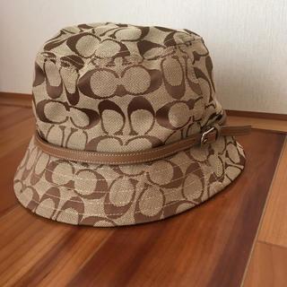 COACH - コーチ シグネチャー 帽子 ハット