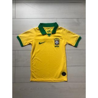 NIKE - ブラジル代表 キッズユニフォーム