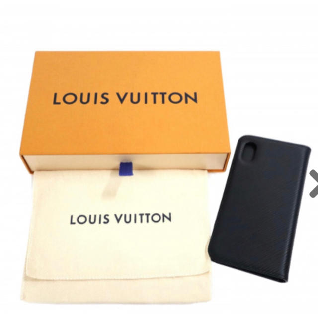 LOUIS VUITTON - LOUIS VUITTON iPhoneケースの通販