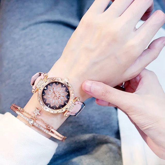 Daniel Wellington(ダニエルウェリントン)のキラキラ腕時計 レディースのファッション小物(腕時計)の商品写真
