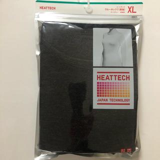 ユニクロ(UNIQLO)のユニクロ ヒートテック クルーネックTシャツ レディース XL(Tシャツ(長袖/七分))