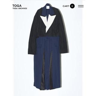 トーガ(TOGA)のtoga pulla 20ss 今季コート(ロングコート)