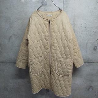 SM2 - samansa mos2 キルティングジャケット