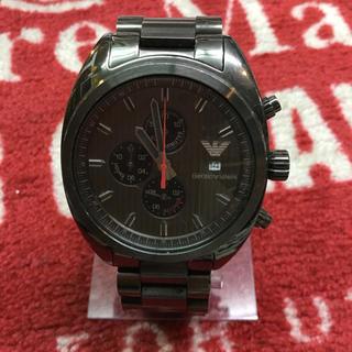 エンポリオアルマーニ(Emporio Armani)のエンポリオアルマーニ 腕時計 クロノグラフ  ウォッチ(腕時計(アナログ))