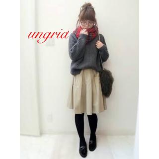 アングリッド(Ungrid)のungrid☆サーキュラースカート(ミニスカート)