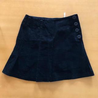 ビバユー(VIVAYOU)のスカート クロ ミニスカート ベロア(ミニスカート)