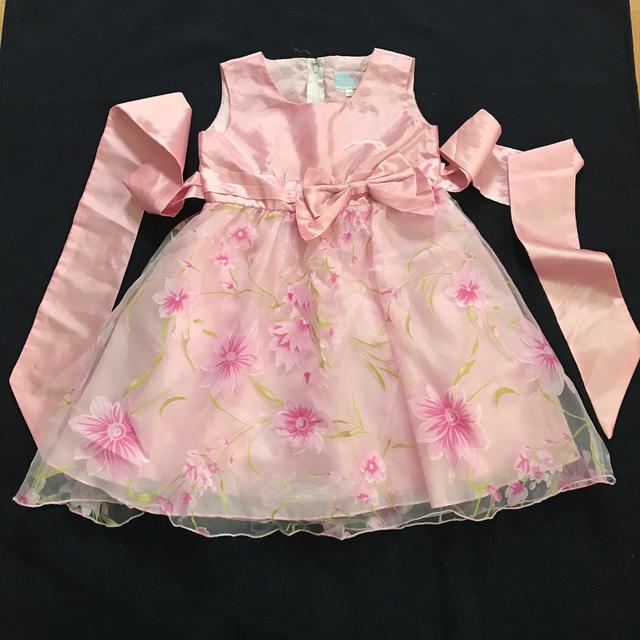 Catherine Cottage(キャサリンコテージ)の女児 ドレス110cm キッズ/ベビー/マタニティのキッズ服女の子用(90cm~)(ドレス/フォーマル)の商品写真