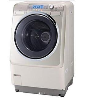 東芝 - ドラム式洗濯機 プチドラム ハイブリッド式 9キロ スリム ドラム式 乾燥機