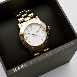 MARC BY MARC JACOBS - マークバイ マークジェイコブス 腕時計 レディース ゴールド ブランド
