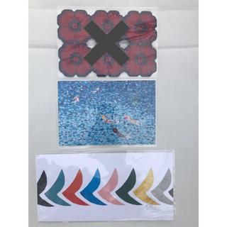 mina perhonen - ポストカード  3枚セット ミナペルホネン