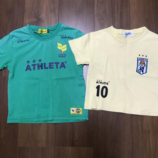 ATHLETA - ATHLETA半袖Tシャツ2枚セット★100