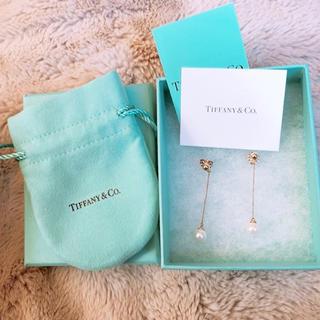 Tiffany & Co. - Tiffany&Co. ドロップパールピアス