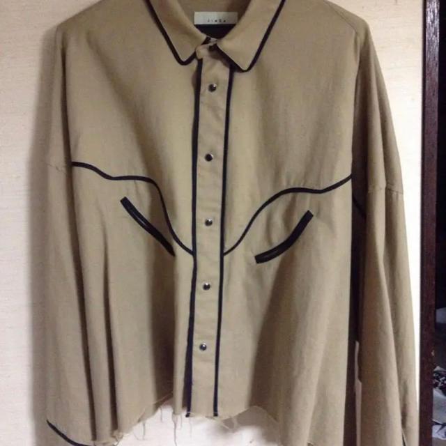 Jieda(ジエダ)のJieda ウエスタンシャツ メンズのジャケット/アウター(その他)の商品写真