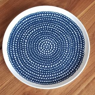 marimekko - B マリメッコ プレート シイルトラプータル ブルー