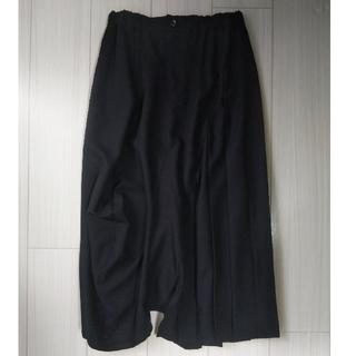 ゴム(gomme)のgommeのスカート(ロングスカート)