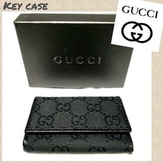 Gucci - ◇GUCCI◇6連キーケース GGキャンバス 箱付