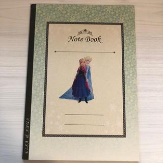アナトユキノジョオウ(アナと雪の女王)のアナと雪の女王 ノート B5 (ノート/メモ帳/ふせん)