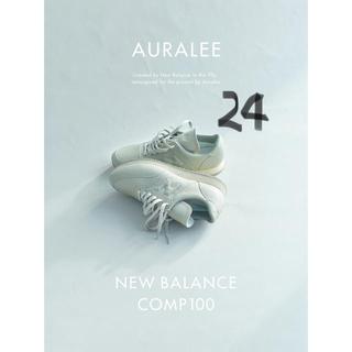 New Balance - 24cm ニューバランス オーラリー