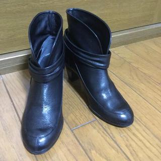 バークレー(BARCLAY)のBARCLAYショートブーツ ほぼ未使用品(ブーツ)