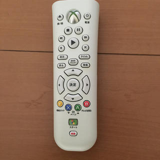 エックスボックス(Xbox)のマイクロソフト XBOXリモコン のみ 動作未確認(家庭用ゲーム機本体)