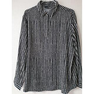 マリメッコ(marimekko)のXLサイズ ユニクロ マリメッコ シャツ(シャツ/ブラウス(長袖/七分))
