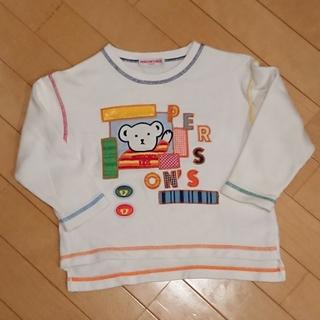 パーソンズキッズ(PERSON'S KIDS)のパーソンズキッズ トレーナー(Tシャツ/カットソー)