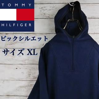 TOMMY HILFIGER - 311 ★ 90s TOMMY HILFIGER トミー プルオーバー パーカー