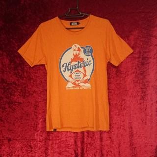 ヒステリックグラマー(HYSTERIC GLAMOUR)の【HYSTERIC GLAMOUR】オレンジTシャツ(Tシャツ(半袖/袖なし))