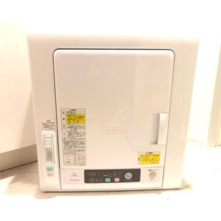 ヒタチ(日立)の日立衣類乾燥機 de-n60wv 6kg 2016年製(衣類乾燥機)