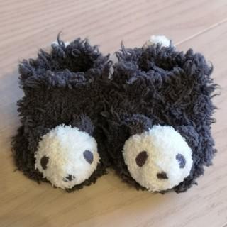 gelato pique - gelato pique 限定 パンダもこもこ靴下