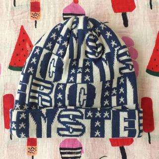 ジョーイヒステリック(JOEY HYSTERIC)のおっしゃれーなニットキャップ②♡*゜(帽子)
