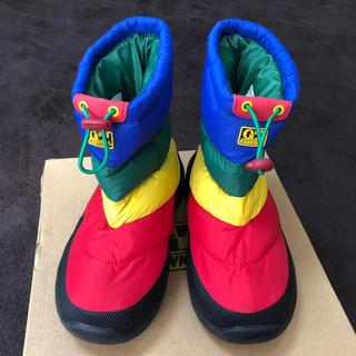 ジーティーホーキンス(G.T. HAWKINS)の✩.*˚Hawkins✩.*˚  スノーブーツ  22cm  Rainbow(ブーツ)