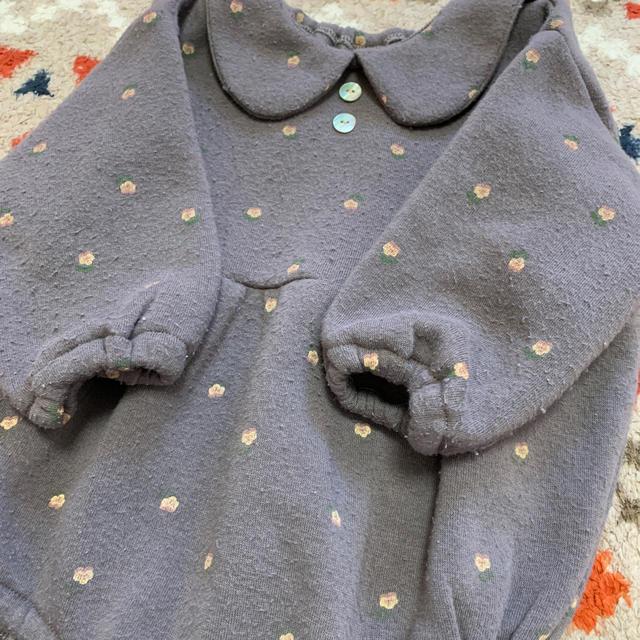 futafuta(フタフタ)のロンパース キッズ/ベビー/マタニティのベビー服(~85cm)(ロンパース)の商品写真